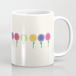 Little Maids all in a Row Coffee Mug