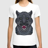 panther T-shirts featuring Panther by ArtLovePassion