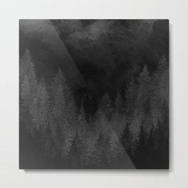Isolation. Metal Print