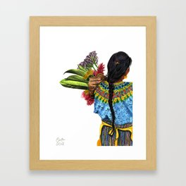 Mariana Framed Art Print