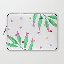dot leaf Laptop Sleeve