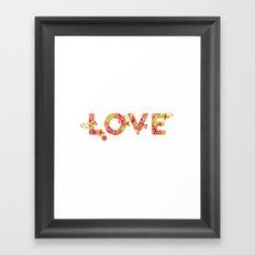 New Love Framed Art Print