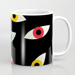 REGGAE cool art poster, Light, Scandinavian, Illustration, Fine Art, Cute Quirky Gift Coffee Mug