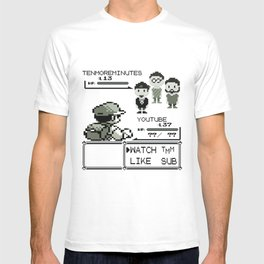 A Wild TenMoreMinutes Appears! T-shirt