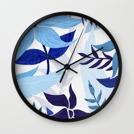 Floral Dream Wall Clock
