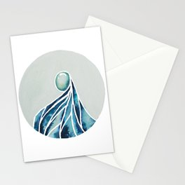 Sea's pearl Stationery Cards