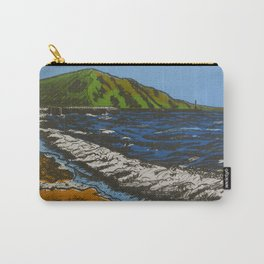South Beach, Aberystwyth Carry-All Pouch