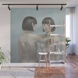 One One Wall Mural