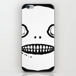 emil weapon no 7 iPhone Skin
