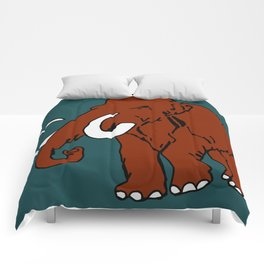 Woolly Mammoth Comforters