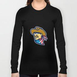 Theodore Roosevelt Jr Mascot Long Sleeve T-shirt