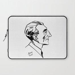 Maurice Ravel Laptop Sleeve
