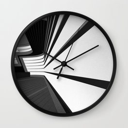 Zaha Hadid in City of London Wall Clock