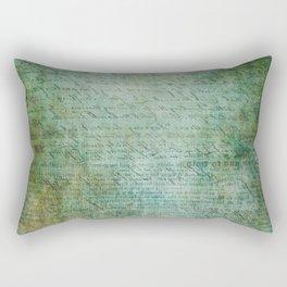 Damask Vintage Pattern 14 Rectangular Pillow