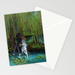 Sad Waters Stationery Cards