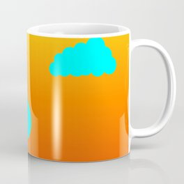 Cloudy Sunset Coffee Mug