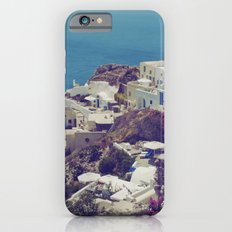 Oia from afar  Slim Case iPhone 6s