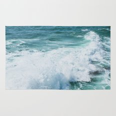 The Wave. Rug