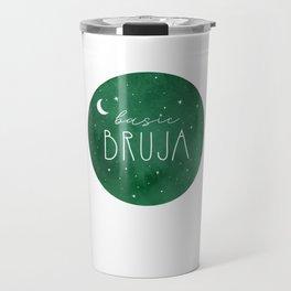 Basic Bruja Travel Mug
