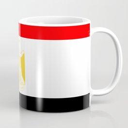 Flag of Egypt Coffee Mug