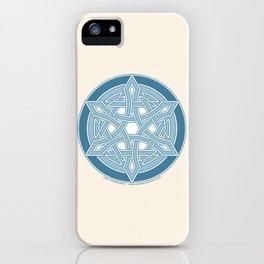 Star of David 2 iPhone Case