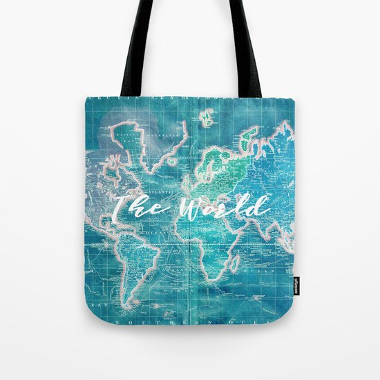 The World by mapmaker