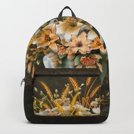 The Last Lilies of Autumn Backpack