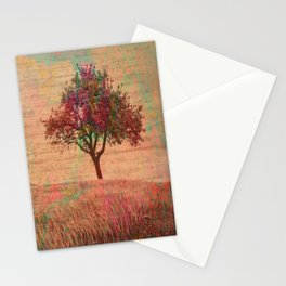 The Kissing Tree, Landscape Art Stationery Cards