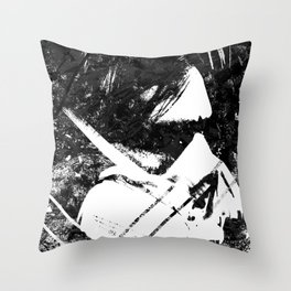 Weddersin - Existence and Extinction 3/3 Throw Pillow