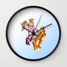 Ecstasy of St. Teresa Wall Clock