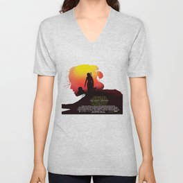 Rey Skywalker Unisex V-Neck