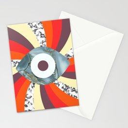 Hypno Retro Eye Stationery Cards