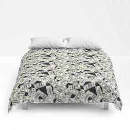 Conversational (Money) : TM17085 Comforters
