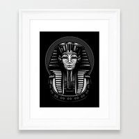 egypt Framed Art Prints featuring Egypt by nicksimon