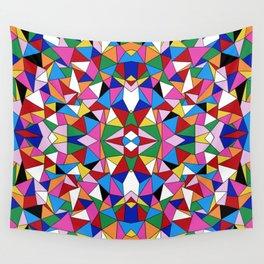 Kaleidoscope II Wall Tapestry