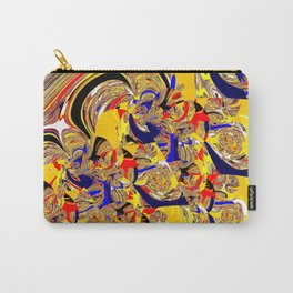 very wild abstract Carry-All Pouch