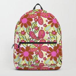 Floral Blast Backpack