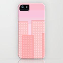pretty city iPhone Case