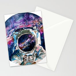 The Astronaut. Stationery Cards