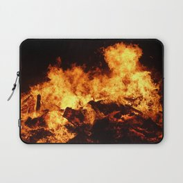 Easingwold Bonfire (16) Laptop Sleeve