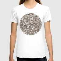 tribal T-shirts featuring Tribal  by Terry Fan