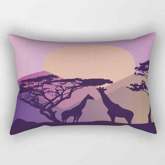 My Nature Collection No. 3 Rectangular Pillow