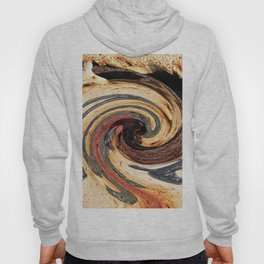 Swirl 07 - Colors of Rust / RostArt Hoody