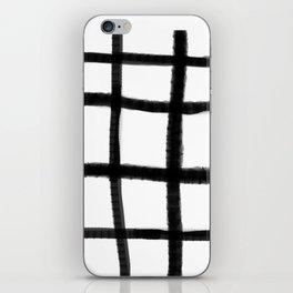 Wobble Grid iPhone Skin