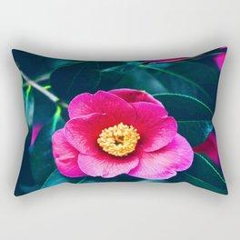 Gloomy Bloom Rectangular Pillow