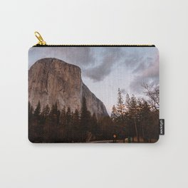 El Capitan Sunset Carry-All Pouch