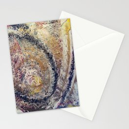 Spiral Galactic Myst Stationery Cards