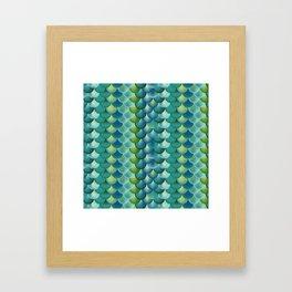Snake Framed Art Print