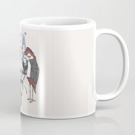 Tea Birds Coffee Mug