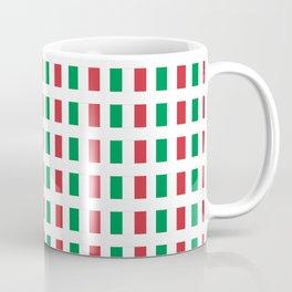 flag of Italia- Italy,Italia,Italian,Latine,Roma,venezia,venice,mediterreanean,Genoa,firenze Coffee Mug